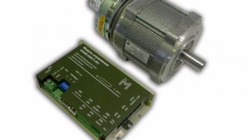 New Complete Synchronous Servo Drive
